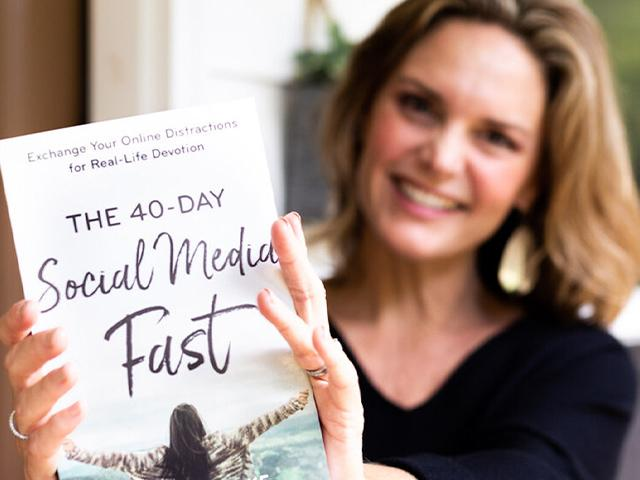 40-day Social Media Fast with Wendy Speake