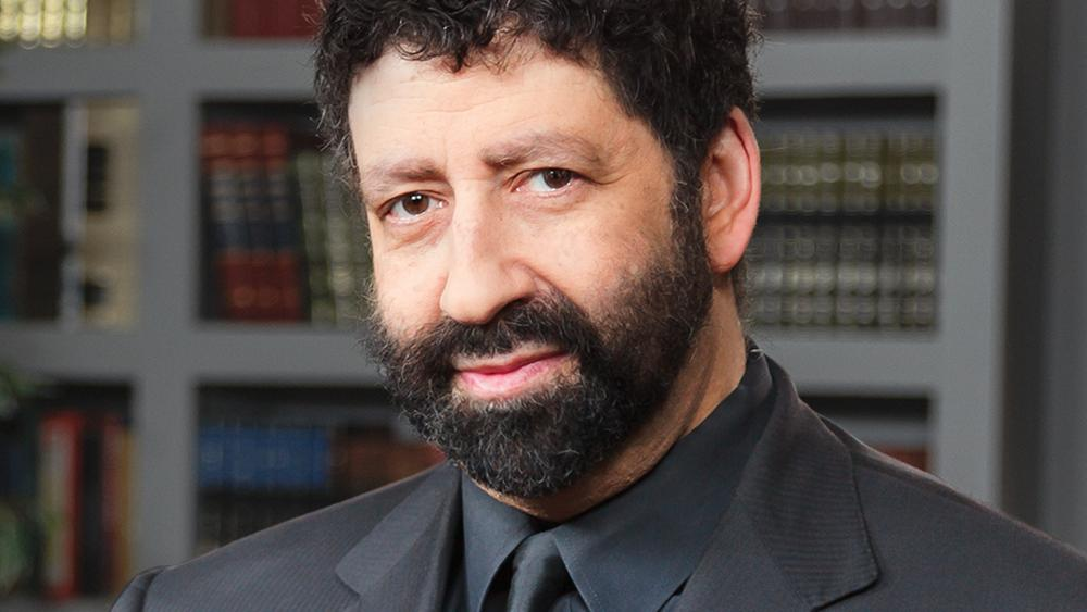 Jonathan Cahn to Joe Biden: How Can You Call Yourself a Christian and Support Abortion?