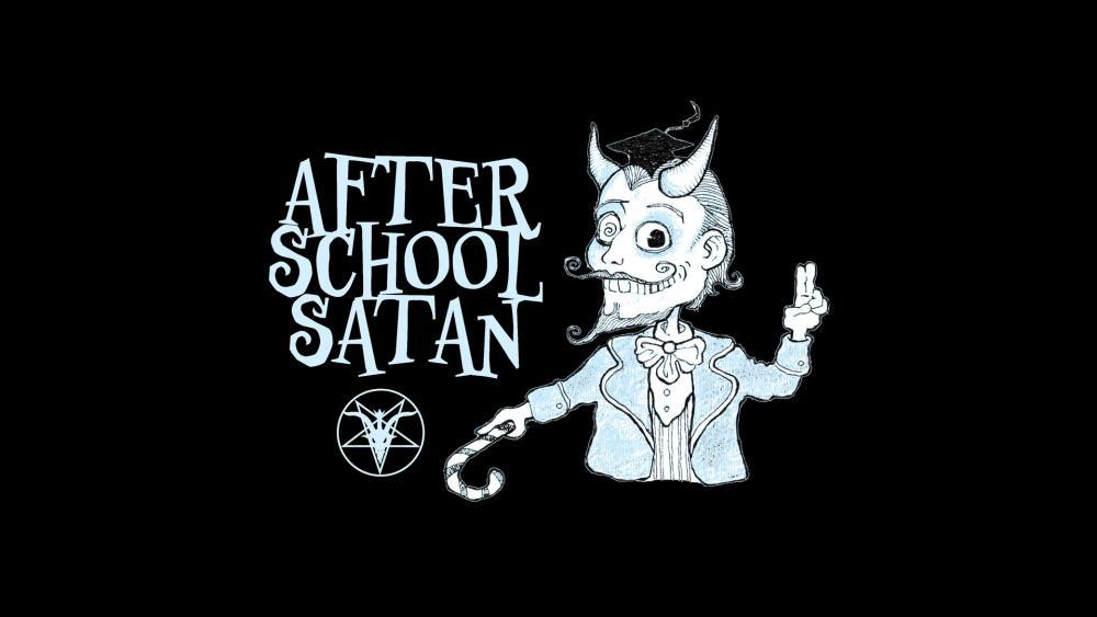afterschoolsatanlogo