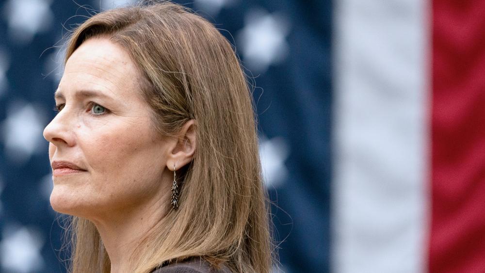 Judge Amy Coney Barrett (AP Photo/Alex Brandon)