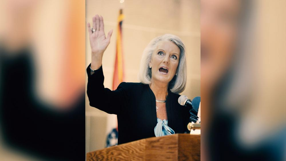 Anne Graham Lotz, Billy Graham, future of America