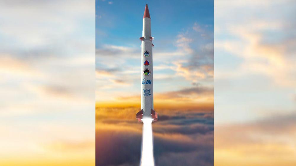 Arrow-4 Weapon System, Photo Credit: Israel Aerospace Industries