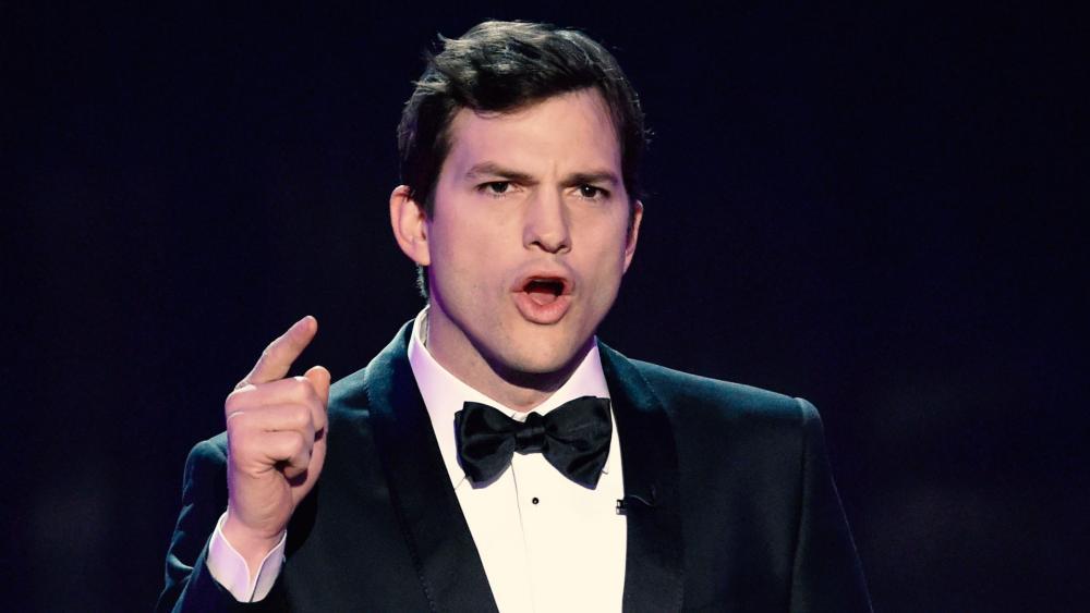 Ashton Kutcher's Emoti...