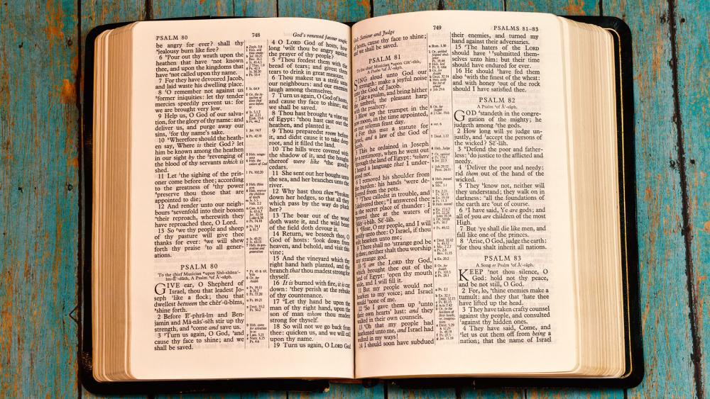 biblepsalmsas
