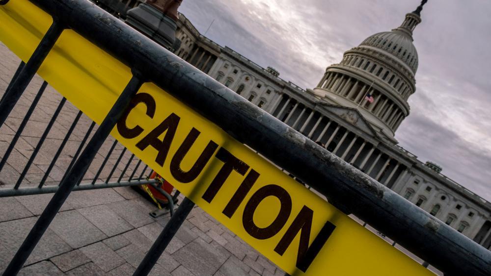 Capitol Hill (Photo: Patrick Robertson/CBN News)