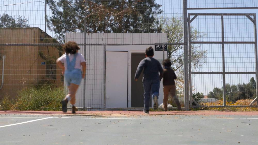 CBN Partners Provided a Bomb Shelter in Southern Israel. Photo Credit: CBN News