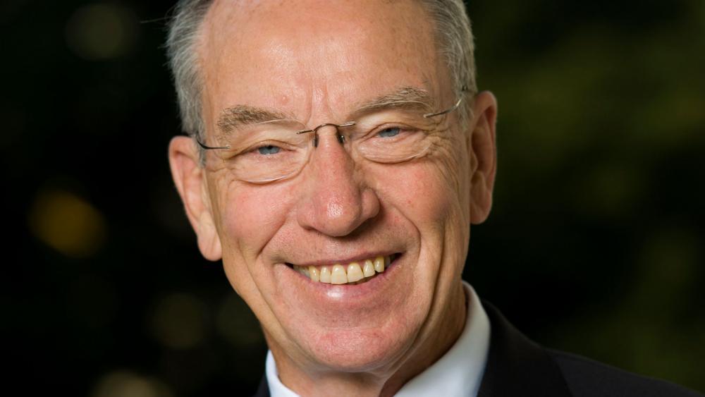 Charles Grassley