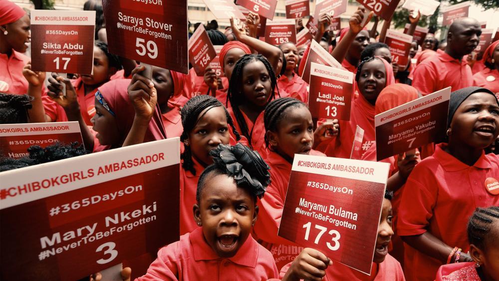 Nigeria Chibok School Girls