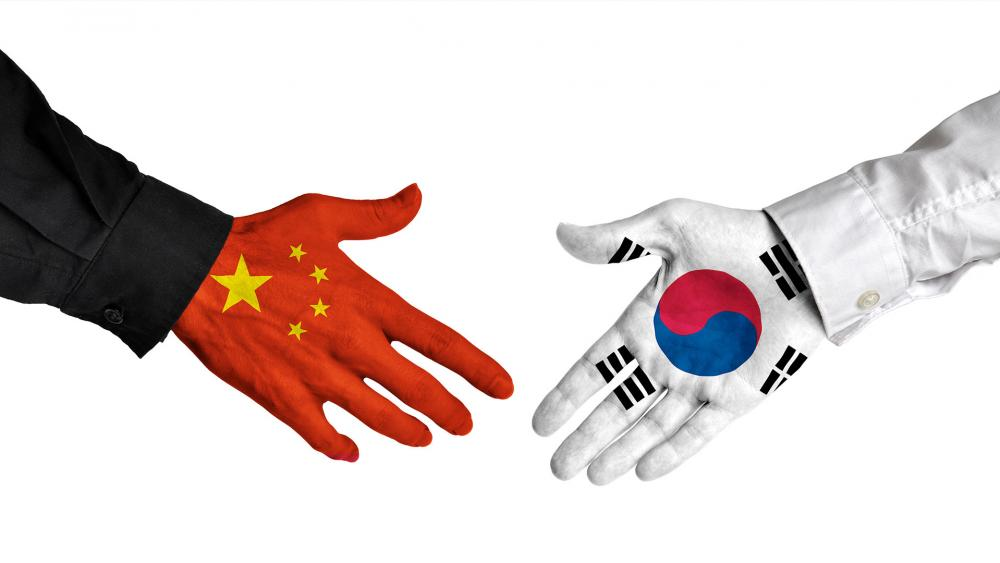 chinasouthkoreaas