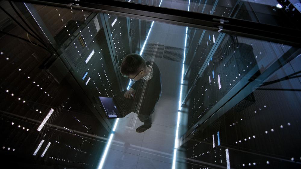 Computer Server Room AS