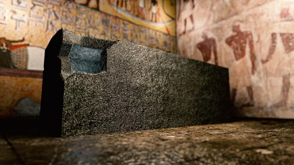 egyptpharaohtombas
