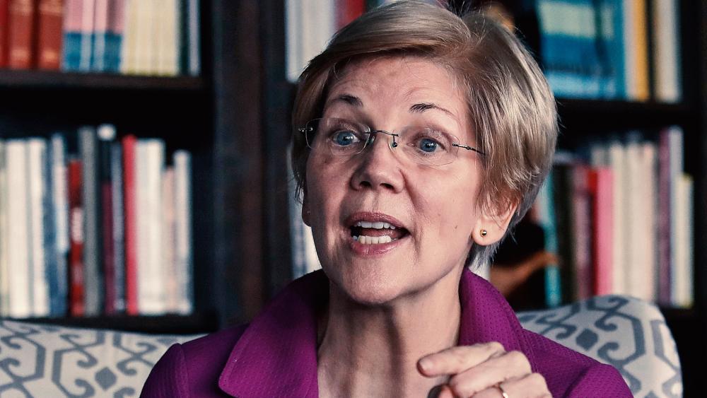Sen. Elizabeth Warren (D-Mass) (AP Photo)