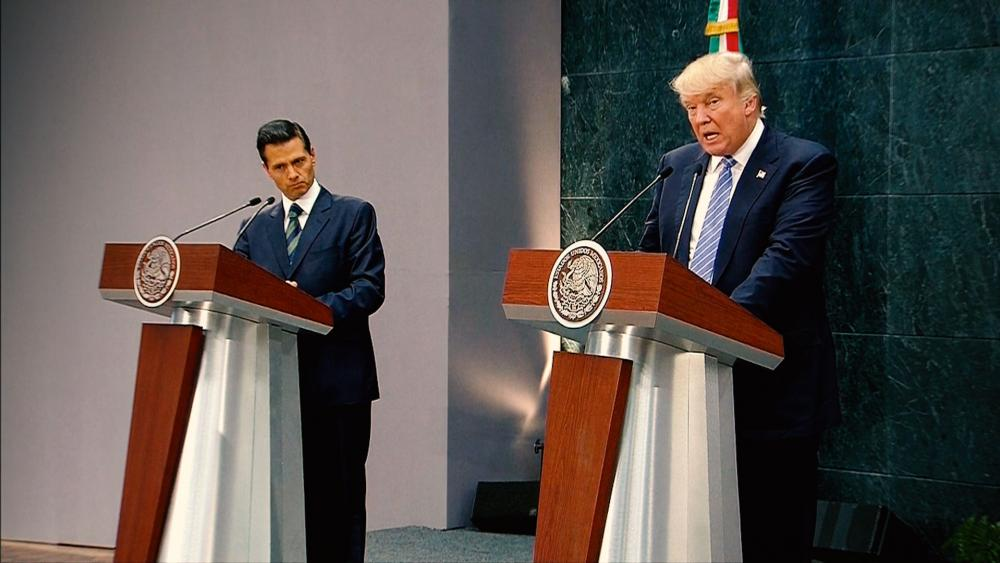 Its A Big Deal For Trade Trump To Terminate Nafta Announces New
