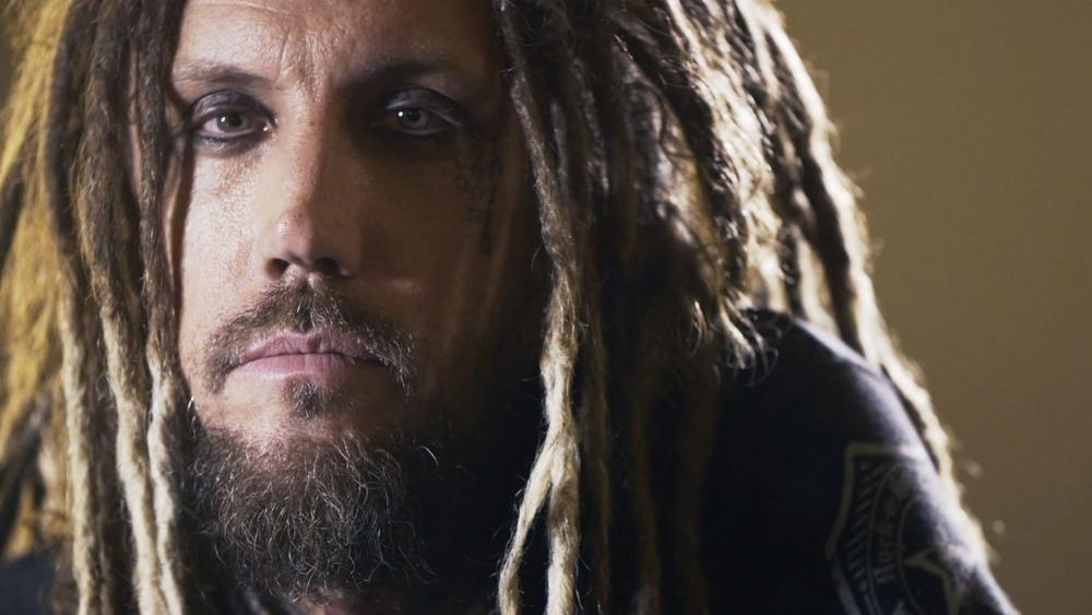 """Brian """"Head"""" Welch, guitarist and founder of KORN. (AP Photo)"""