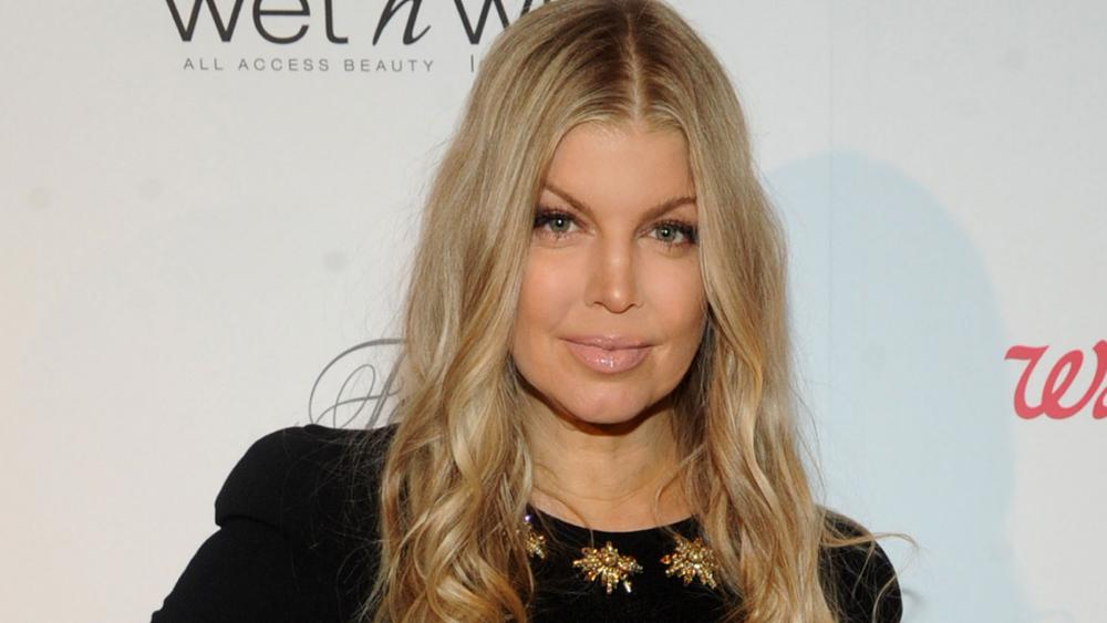 Singer And Songwriter Fergie Duhamel Has Achieved Chart Topping Success Worldwide As Female Vocalist For The Black Eyed Peas