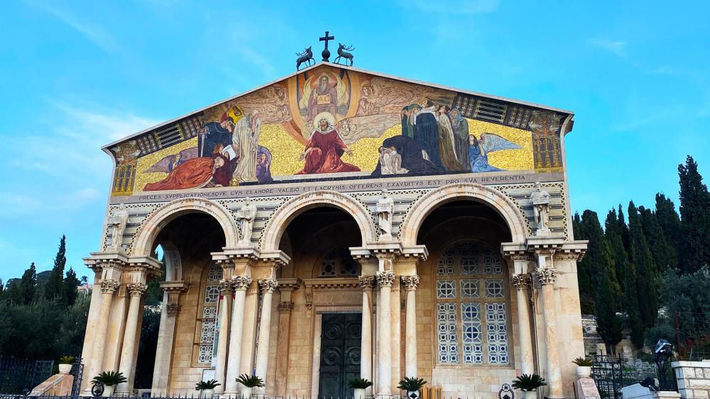 The Gethsemane Church