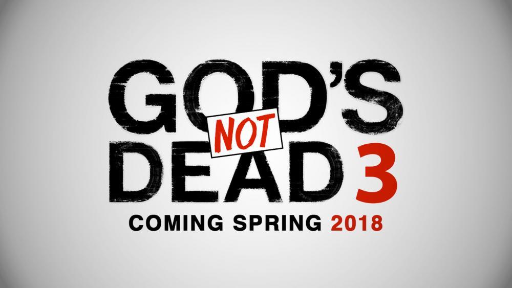 God Not Dead 3