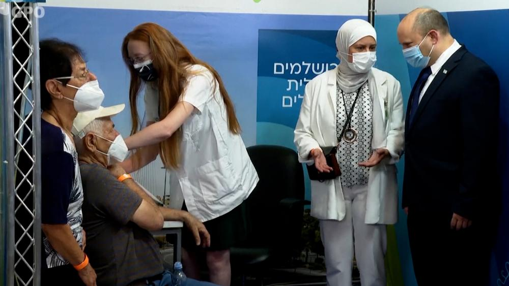 Israel Updates Their Green Pass qualifications.