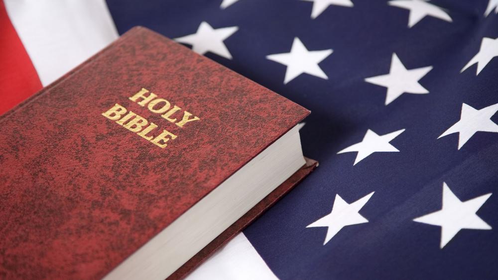 Holy Bible Flag