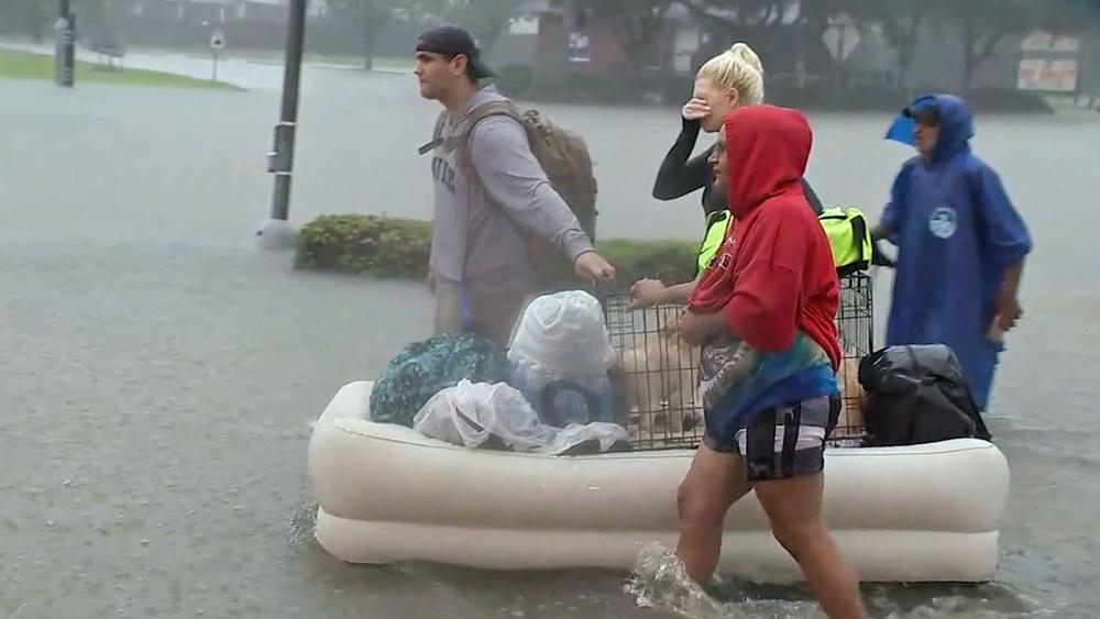 Hurricane Harvey 3