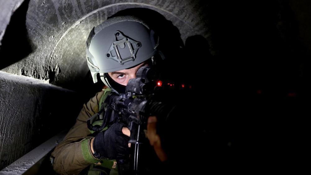 IDF Soldier training