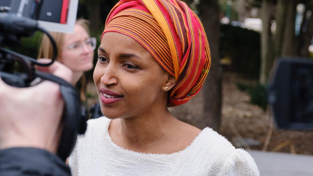 Rep. Ilhan Omar (D-Minnesota) (Photo: Patrick Robertson, CBN News)