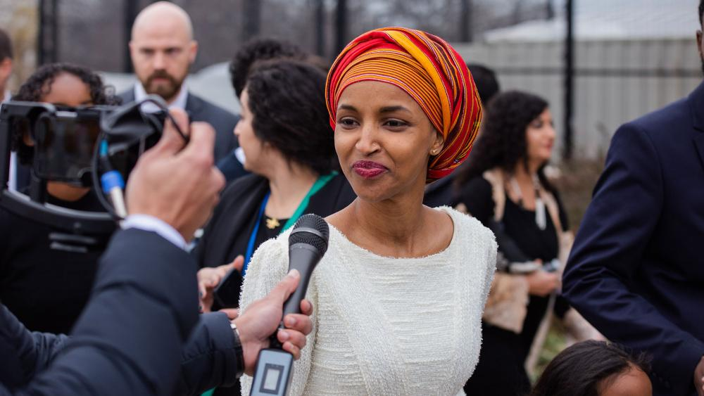 Muslim Congresswoman Who Said Israel 'Hypnotized the World ...