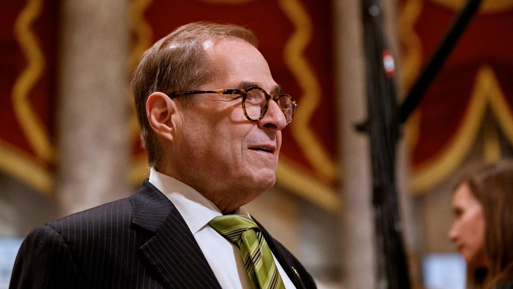 Rep. Jerry Nadler (Photo: Patrick Robertson/CBN News)