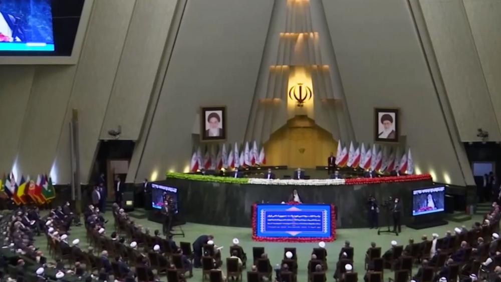 Ebrahim Raisi Iran's New President, Photo Credit: AP
