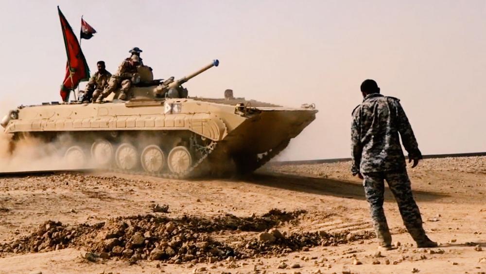 iraqitankmosul