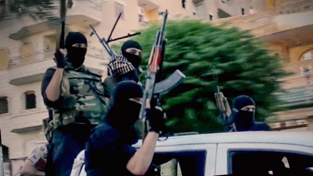 ISIS Terrorists 2
