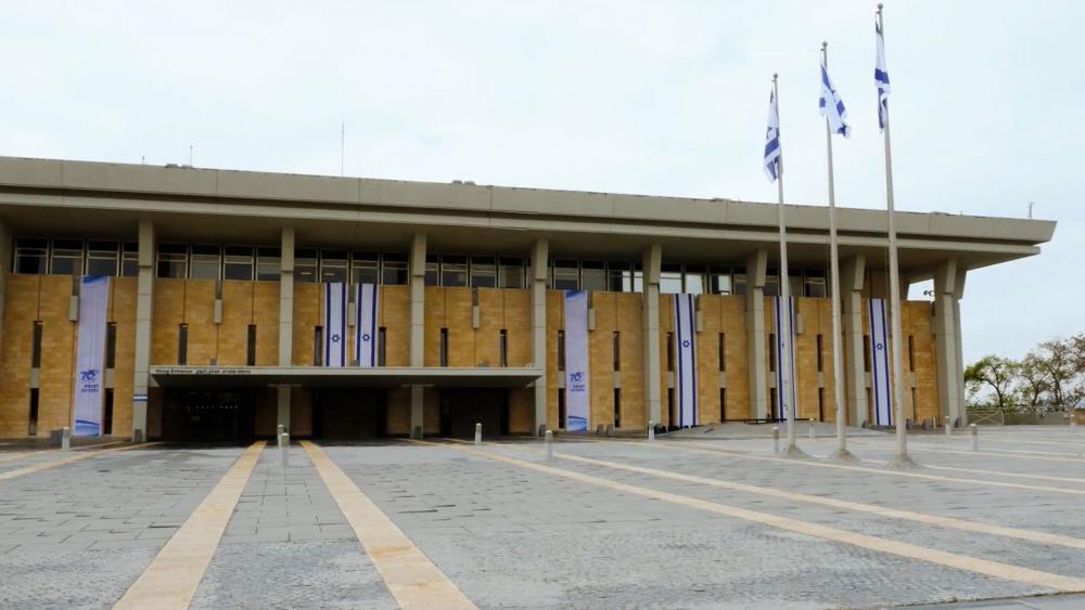 Israeli Knesset Photo Credit: CBN News