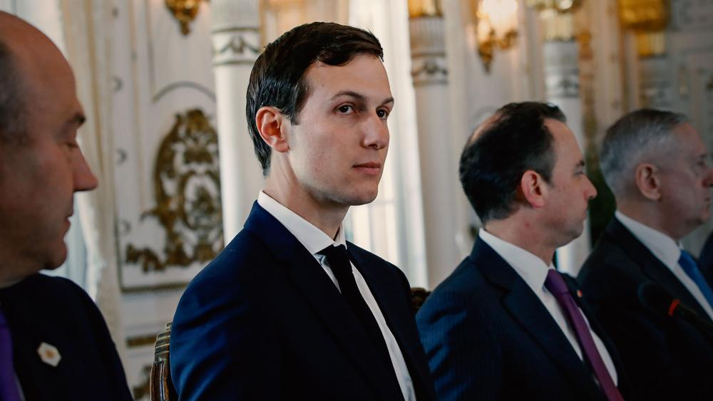 Senior Advisor Jared Kushner, Photo, AP