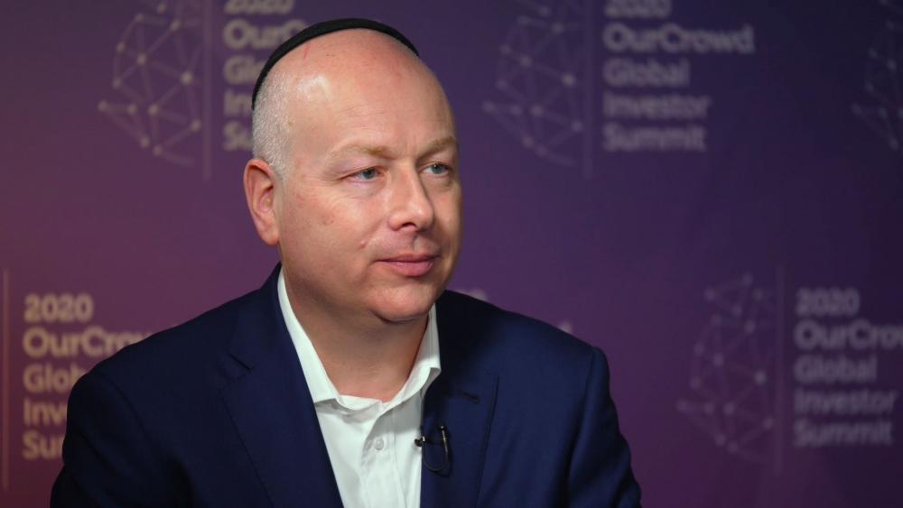 Jason Greenblatt Talks With CBN News