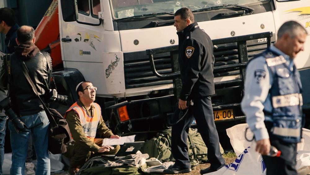 Jersusalem Truck Attack