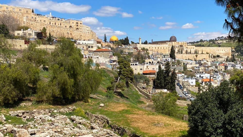 Old City of Jerusalem, Photo Credit: CBN News
