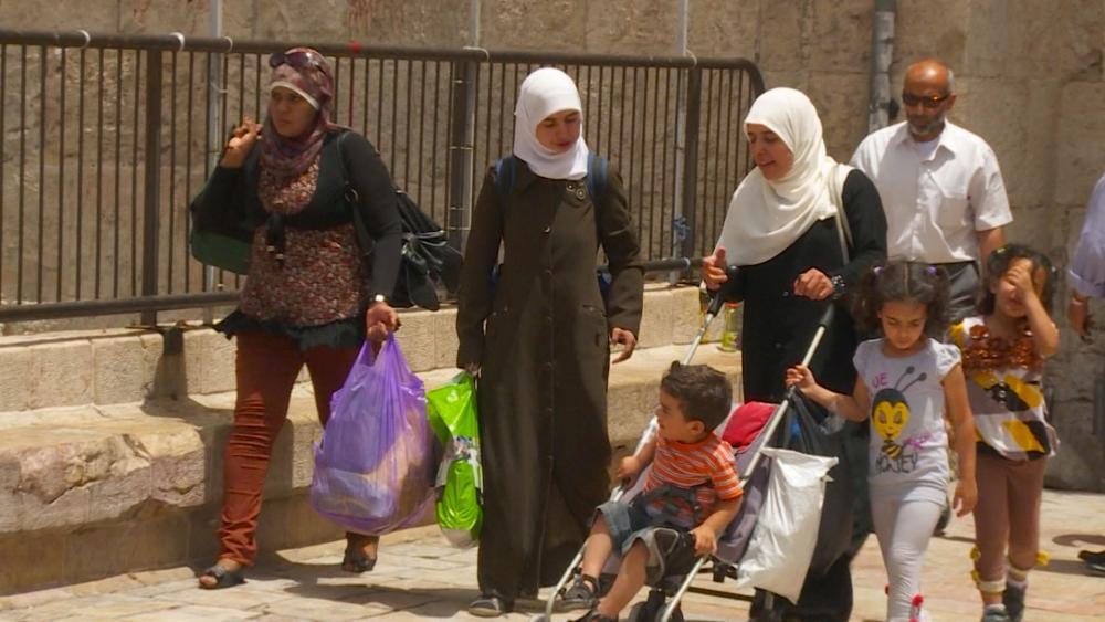 Arab Family