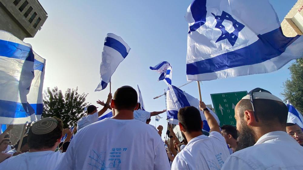 Jerusalem Day 2021 Photo Credit: CBN News