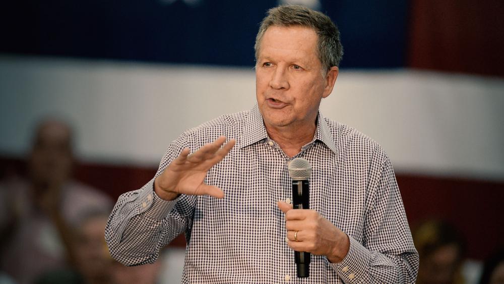 John Kasich, Presidential race 2016