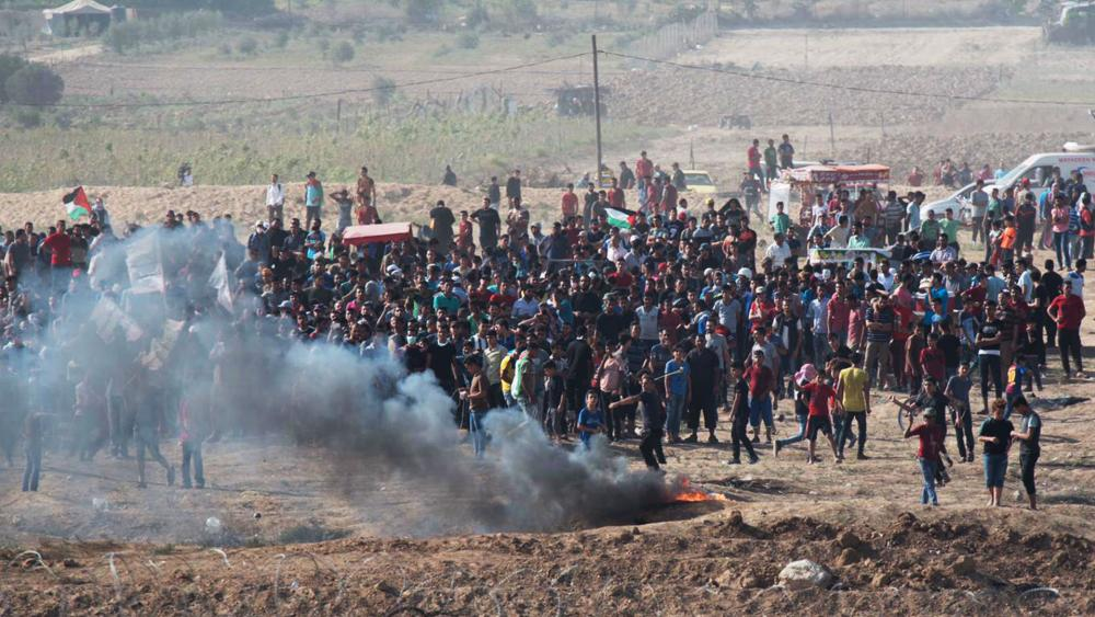 12-Year-Old Palestinian Boy Killed By Israel In Gaza Protest
