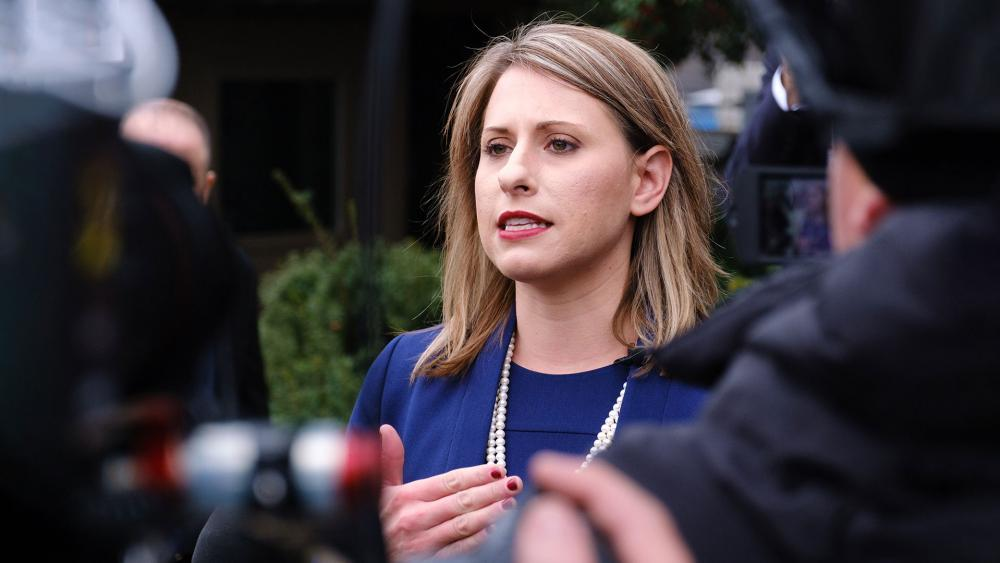 Rep. Katie Hill announces her resignation after start of ethics inquiry