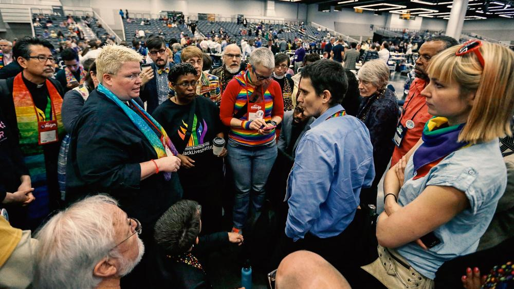 Methodist and LGBT