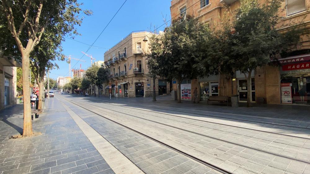 Israel's Second Lockdown