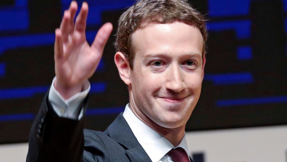 Facebook Founder and CEO Mark Zuckerberg. (AP Photo)
