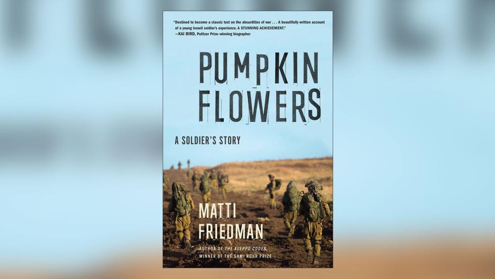 Matti Friedman Pumpkin Flowers