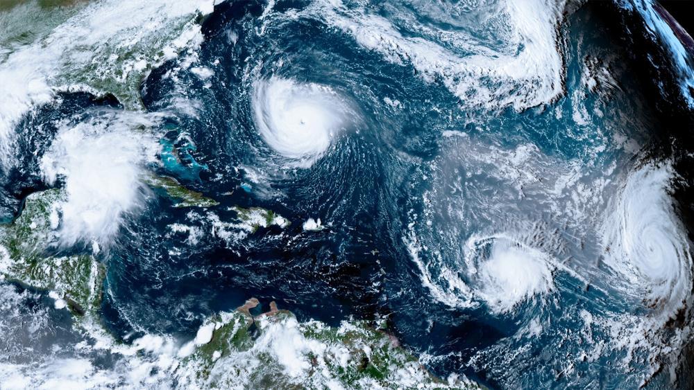Forecasters predict an active 2021 Atlantic hurricane season