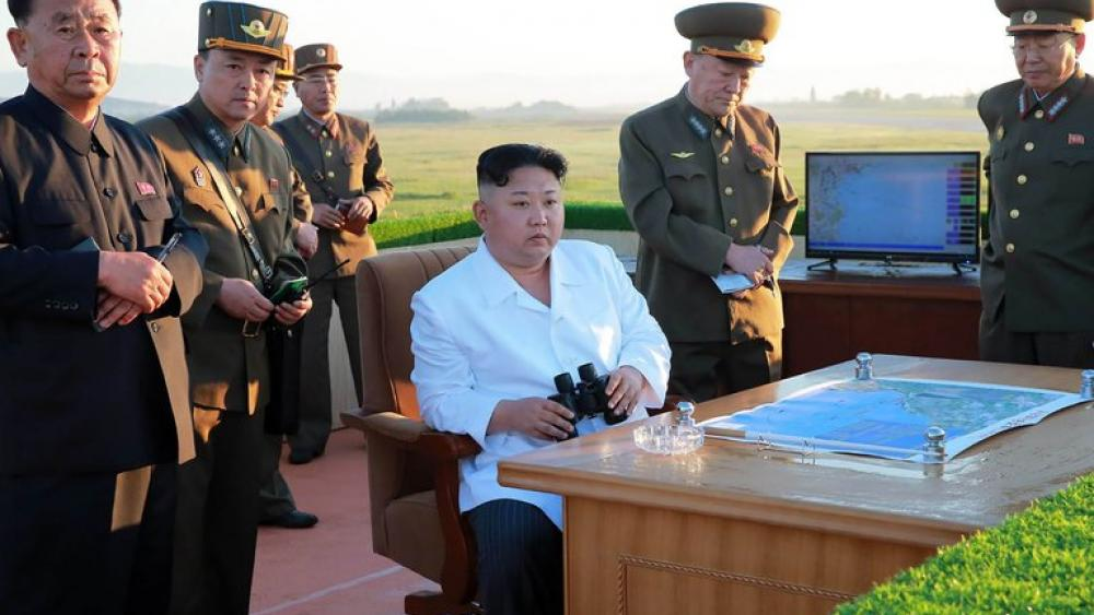 Kim Jong Un Vows to Build 'Invincible' Military to Challenge America as His People Starve