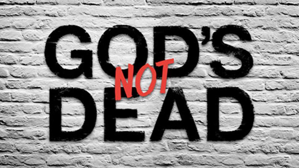 Dios No Está Muerto
