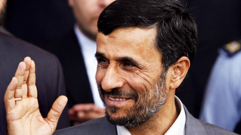 former iranian president mahmoud ahmadinejad photo facebook