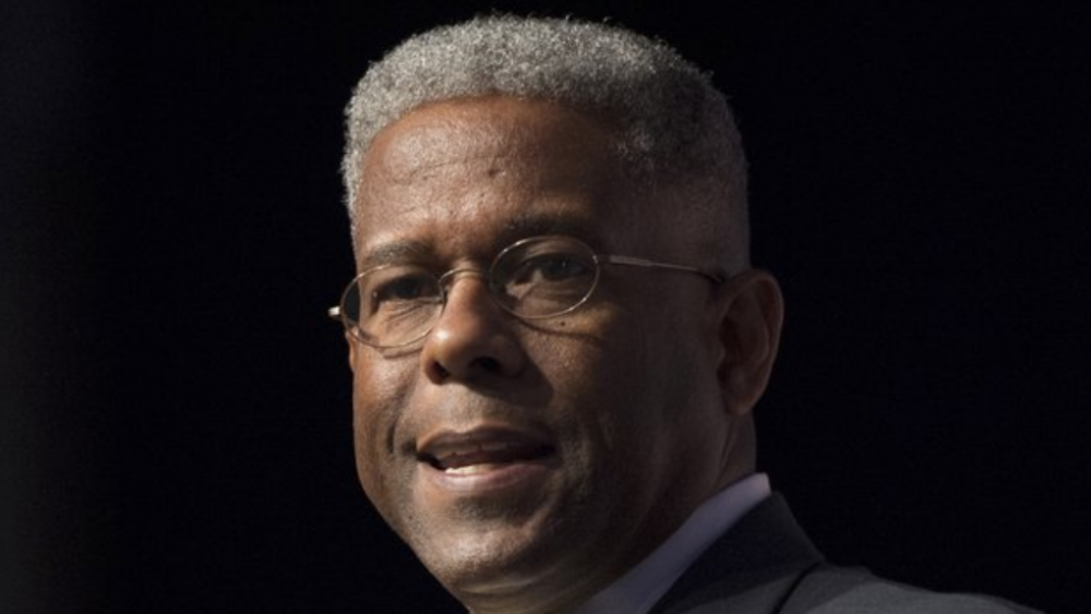 In this June 19, 2014, file photo, former congressman and retired Lt. Col. Allen West speaks during Faith and Freedom Coalition's Road to Majority event in Washington (AP Photo/Molly Riley, File)